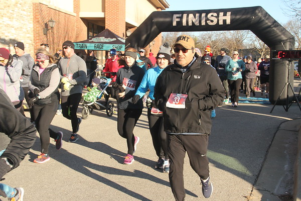 Hangover Half Marathon and 5K 2020