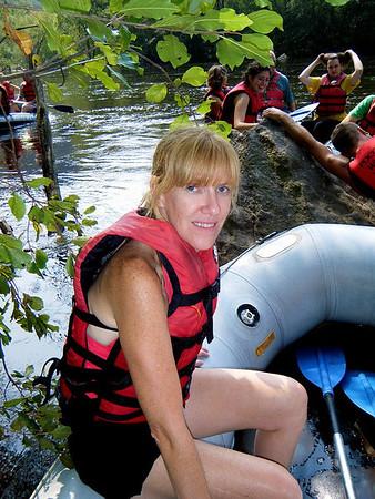 Pocono Whitewater Rafting - 2011