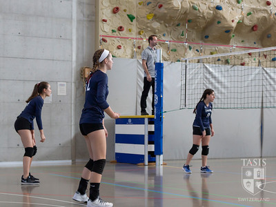 TASIS Girls Varsity Volleyball Take 2nd   in ISSL Tourney