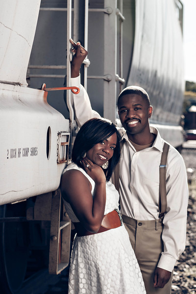 Starcy + Marilyn :: Engagement