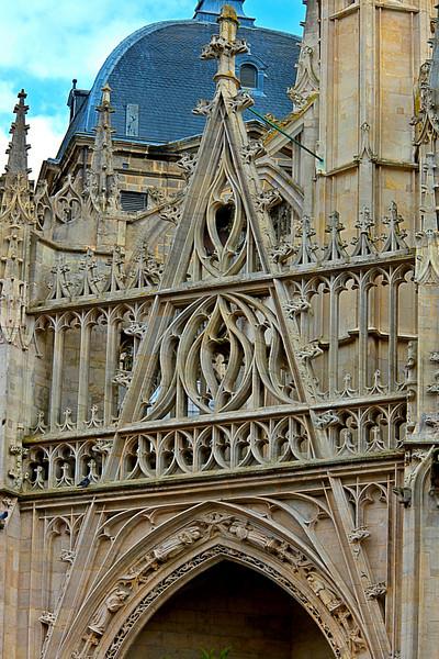 Alencon, Notre-Dame Basilica