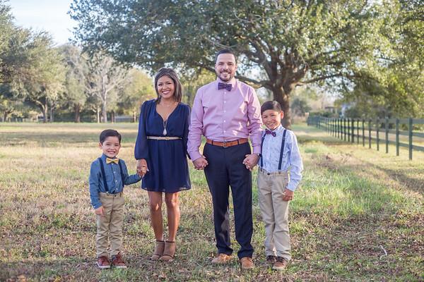 Velez Family 2017