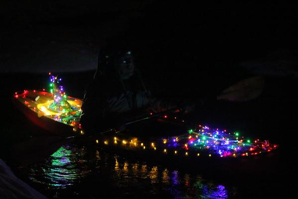 Christmas Eve Kayak