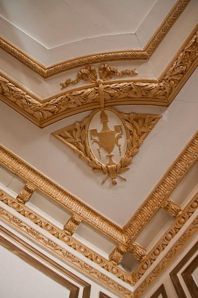 Formal Parlor, 1st Floor , St. Mary's Villa, Lindenwald Castle in Ambler, PA