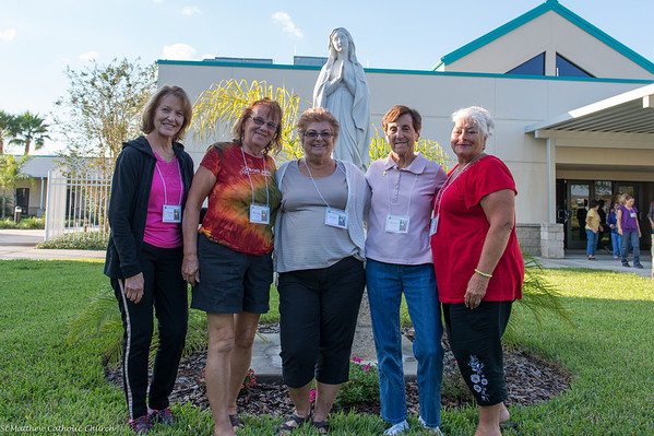 Christ Renews His Parish Women's Retreat