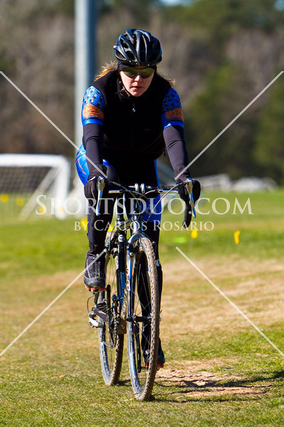 2010 Cross Thru the Woods - Women/Jrs (January 10, 2009)