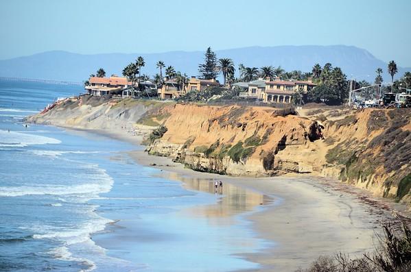 Drive from San Diego to Laguna Beach, California (October 2014)