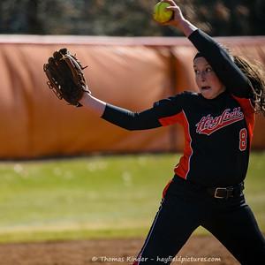 Varsity Softball v Oakton 3/26/18