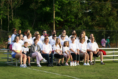 Susan G Komen Race for the Cure 2008 Winston-Salem