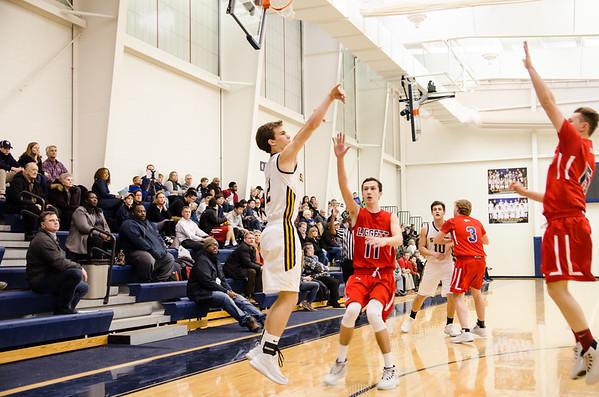 2017-2018 Varsity Basket Ball