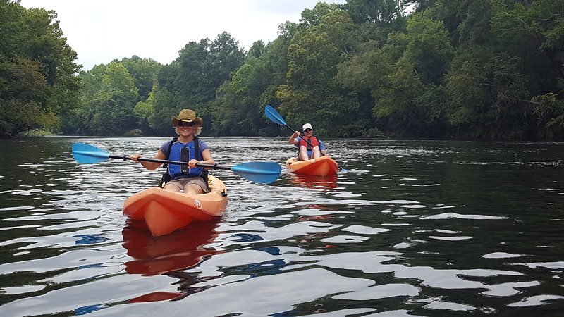 Saluda River - Kayaking - 7-26-2017