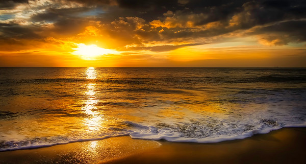 Sunset Seascapes