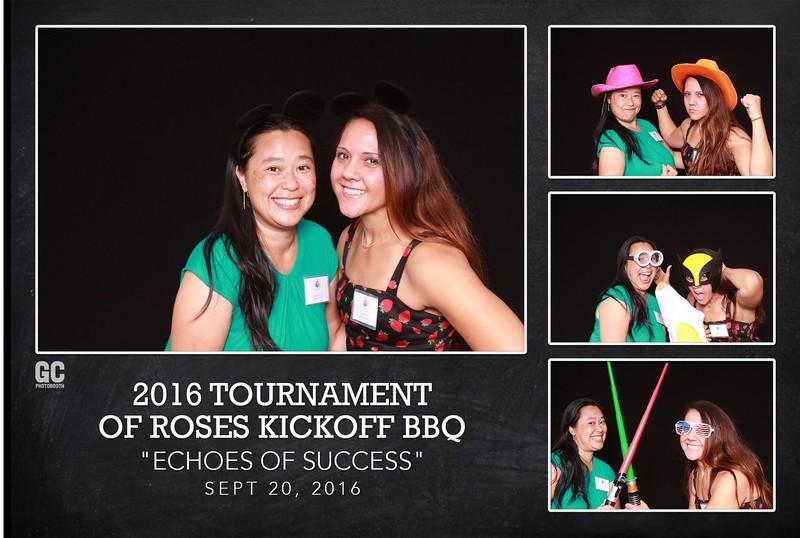 2016 Tournament of Roses Kickoff BBQ