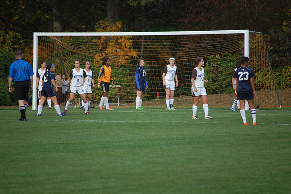 2013-10-22 G V Soccer vs AFS