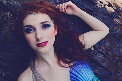 Makenzie as Ariel  🐚Feat. MUA Brush Fire Artistry