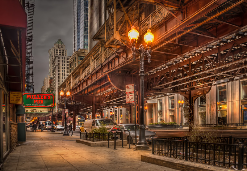 The Millers Pub in Chicago