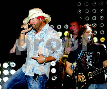 TOBY KEITH @ COUNTRY THUNDER 2012
