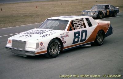 ARCA Speedweeks 1983