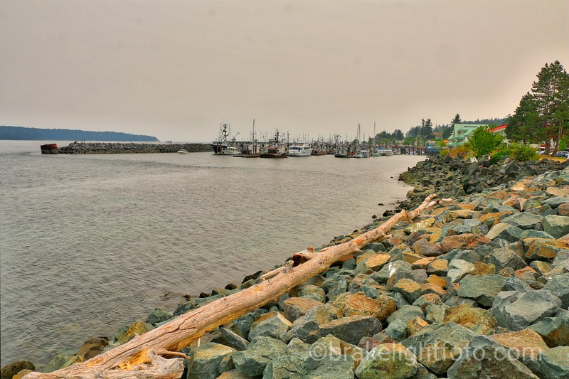 Campbell River Waterfront