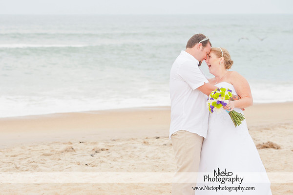 Kelly & Joe - May 4th 2012 - Kill Devil Hills