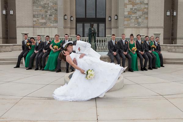 The Wedding of Katie + Chris