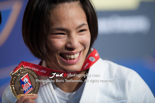IJF World Judo Tour