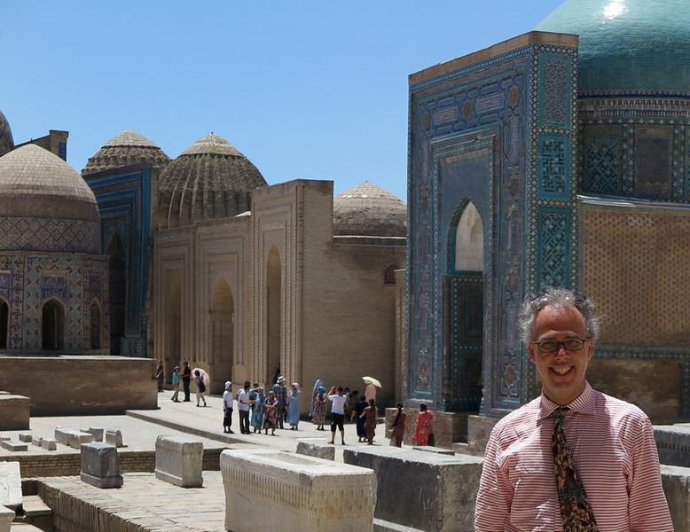 Central Asia's Five 'Stans -  Serguei Oushakine