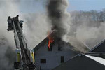 SUNBURY STRUCTURE FIRE 2-16-2008