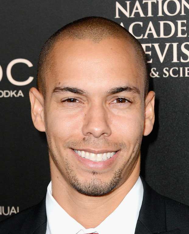 . Actor Bryton James attends The 40th Annual Daytime Emmy Awards at The Beverly Hilton Hotel on June 16, 2013 in Beverly Hills, California.  (Photo by Mark Davis/Getty Images)