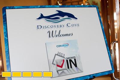 2013 Orlando 3/21/13 Discovery Cove