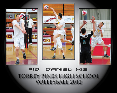 TP VB Senior Collages 2012