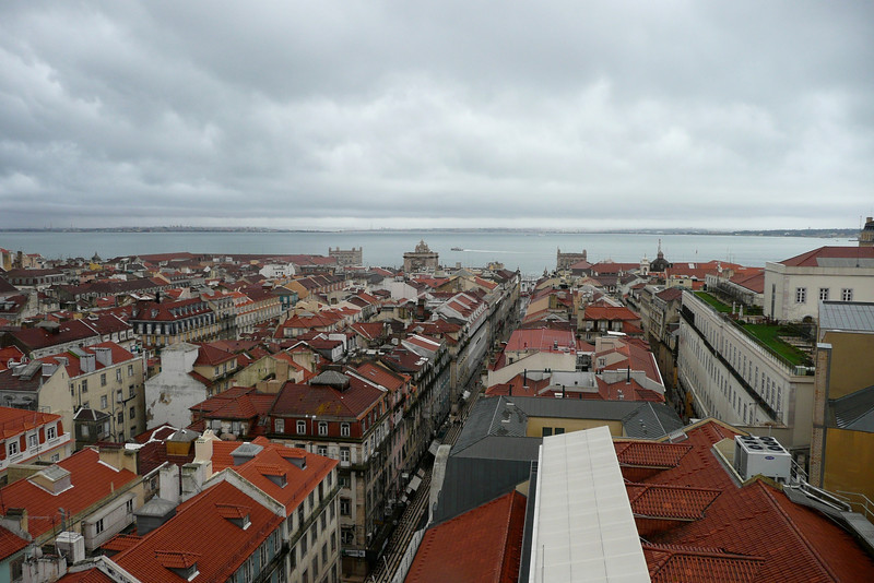 Baixa. Lisbon