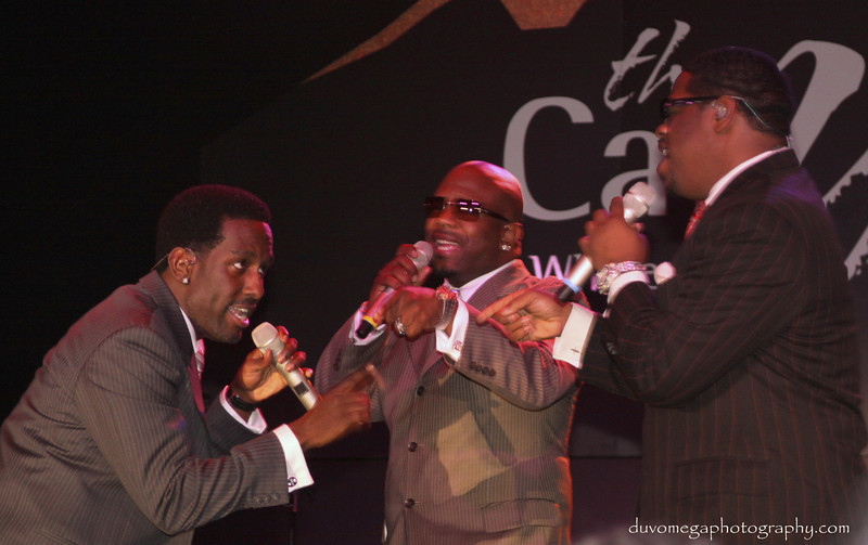 """Boys II Men  Dinner Concert at """"The Canyons"""""""