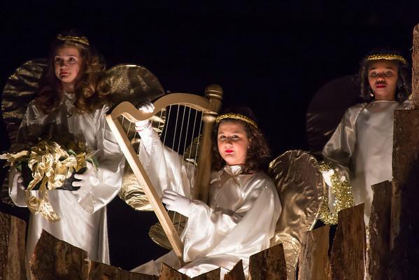 CUMC Live Nativity 2012