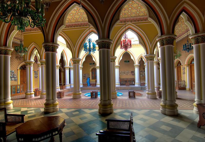 Maharaja's Palace-Bangalore India