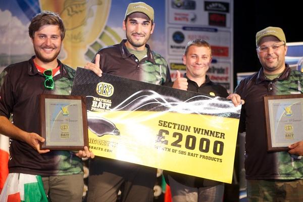 SBS WCC 2013 section winners