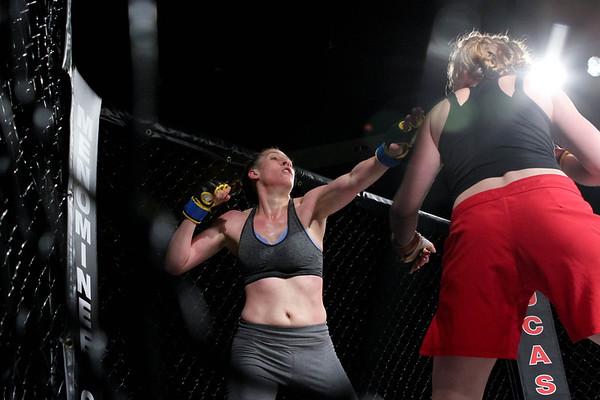 Missy Pontbriand vs Moriel Charneski