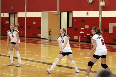 Girls Freshman Volleyball - 2006-2007 - 1/29/2007 Quad