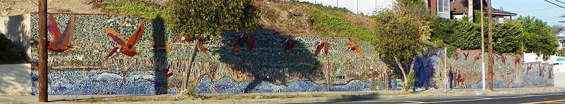 San Pedro Tile Mural