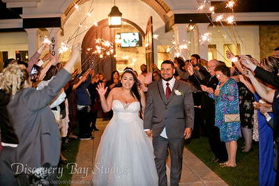 Hannah Nicole Winery Wedding Marissa & Alejandro 3-31-2019