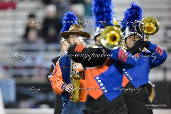 Band Senior Night 20 Oct 2017