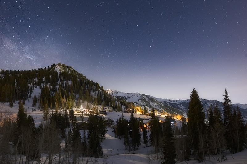A Night Near Alta