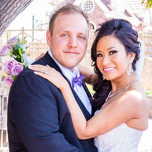Chanlyna & Travis Wedding:  June 4, 2016