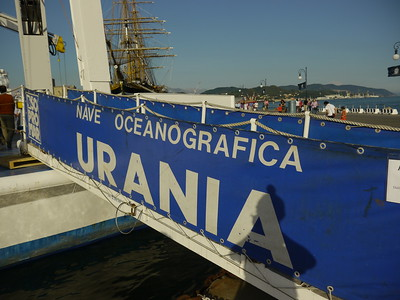La Spezia - Festa della Marineria 2011 - Nave Oceanografica Urania