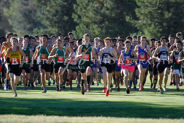 2016 Pacific Tiger's Cross Country Invitational