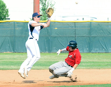 Ironmen swept in twin bill