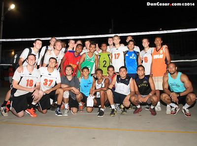 Men's Volleyball • Princeton vs. SJdS