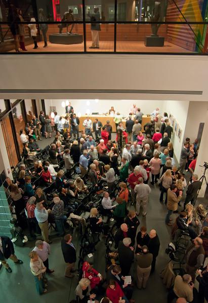 Jazz For Lovers @ The Bechtler Museum 2-3-12 by Jon Strayhorn