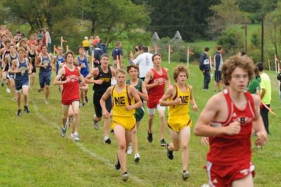 Boys JV Race