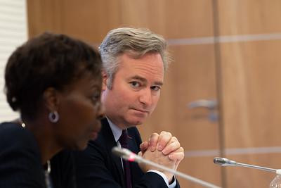 Jean-Baptiste LEMOYNE - Secrétaire d'État auprès du ministre de l'Europe et des Affaires étrangères - Paris